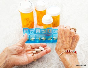 senior health and medications