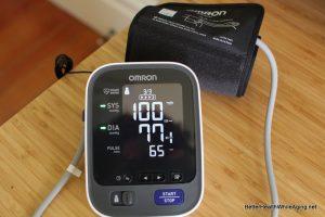 omron home blood pressure monitor